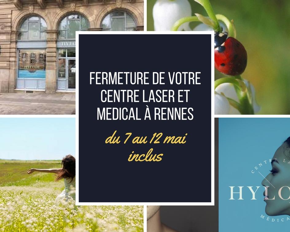 Votre centre laser et médical à Rennes